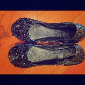 Tory Burch Girls/Women's ballet slippers